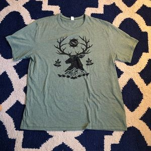 """Hex Collection"" Kin-Ship deer tee"